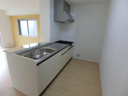 スプリングコートⅣ / 401号室キッチン