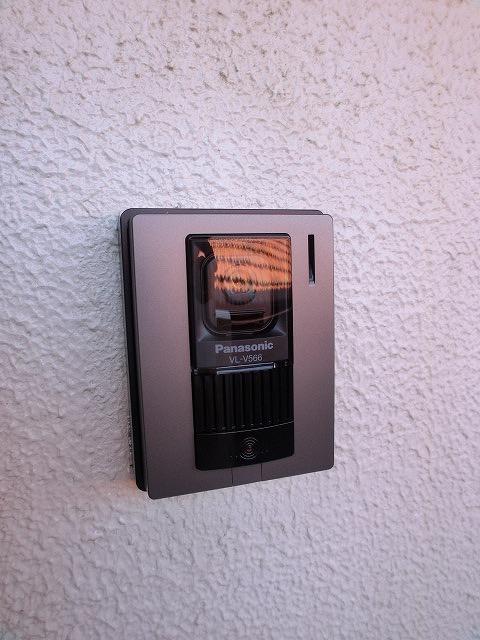 ヴェルロッジヒロタ / 303号室セキュリティ