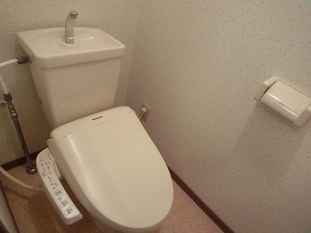 ヴェルロッジヒロタ / 303号室トイレ