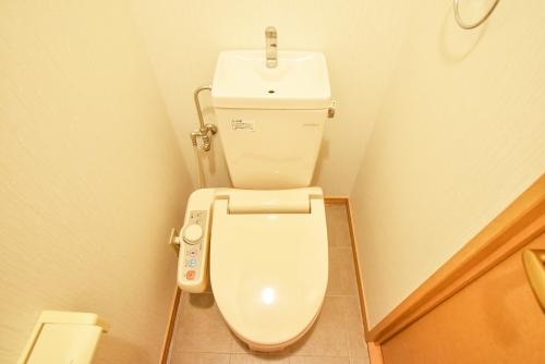 パークサイド西新 / 202号室トイレ