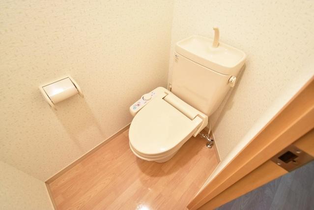 メロディハイツ飯倉 / D4101号室トイレ