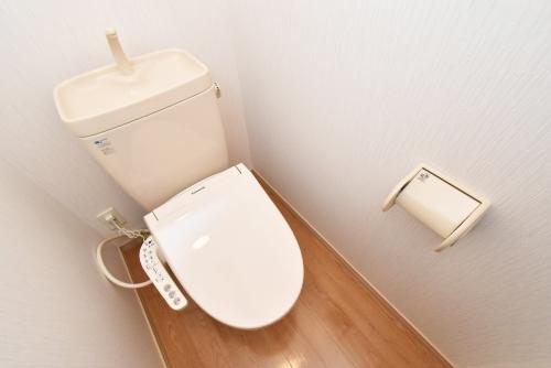 プランドール / 103号室トイレ