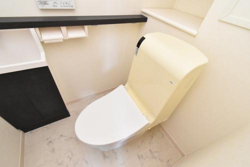 キルンズ防塁 / 501号室トイレ