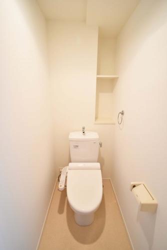 アルページュ西新 / 601号室トイレ