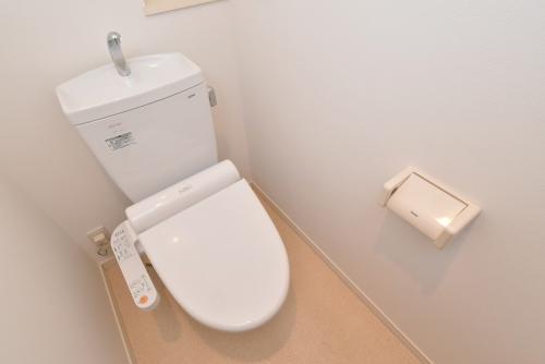 アルページュ西新 / 701号室トイレ