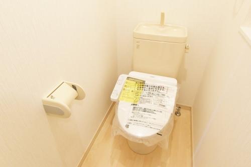 プログレスⅡB棟 / 101号室トイレ