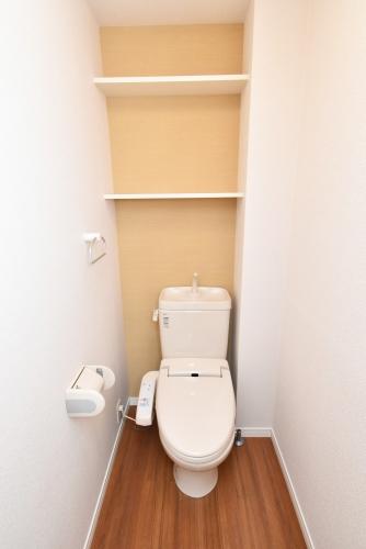 ドエル室見 / 201号室トイレ