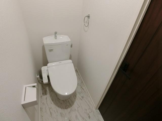 ビハーラ姪浜 / 203号室トイレ