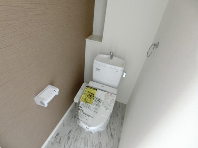 仮称)橋本2丁目濱地ビル / 402号室トイレ