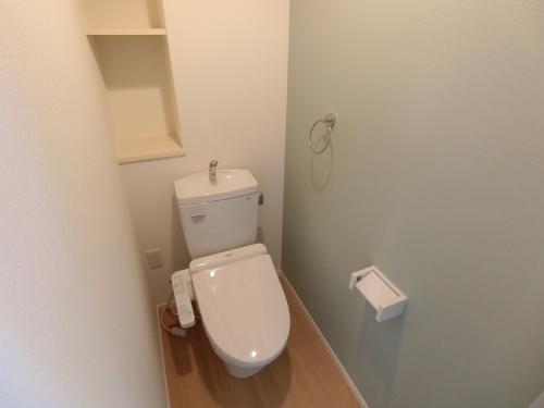 スプリングコートⅣ / 106号室トイレ