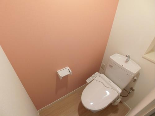 スプリングコートⅣ / 203号室トイレ