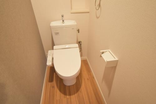 アーバン ヴィラ / 102号室トイレ