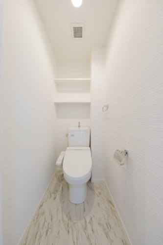 ラ・フェリーチェ室見 / 102号室トイレ