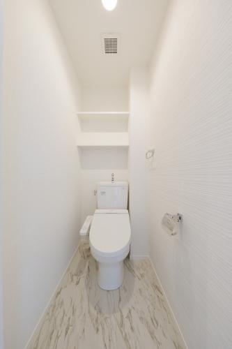 ラ・フェリーチェ室見 / 201号室トイレ