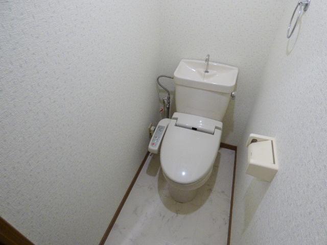 セトルシウダーⅡ / 302号室トイレ