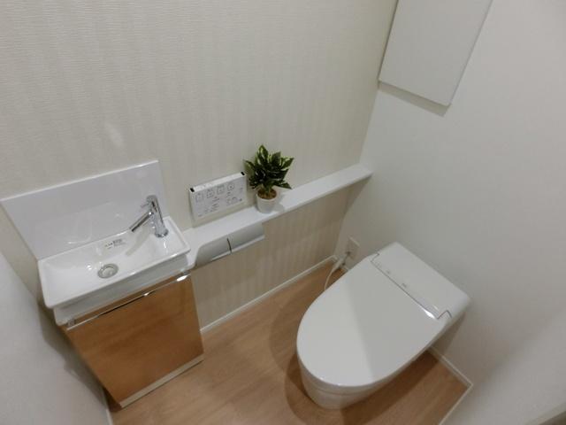 ラフィーネ グラン室見 / 606号室トイレ