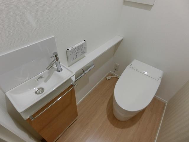 ラフィーネ グラン室見 / 903号室トイレ