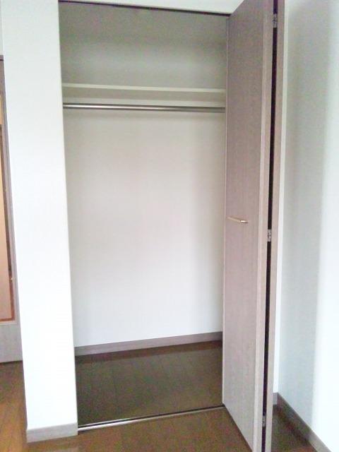 ヴェルロッジヒロタ / 209号室収納