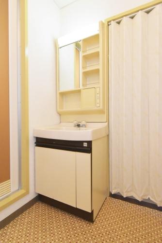 エルハイム室見Ⅰ / 305号室洗面所