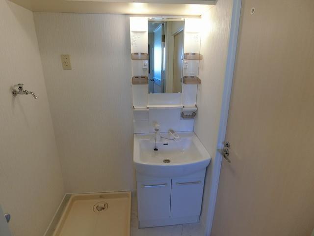 出島コーポⅠ / 403号室洗面所