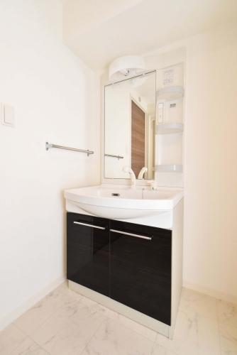 アルページュ西新 / 601号室洗面所