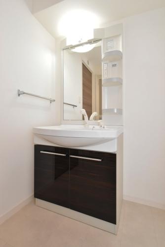 アルページュ西新 / 701号室洗面所