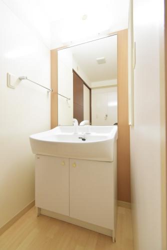 プログレスⅡB棟 / 101号室洗面所