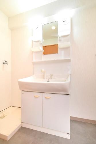 ビーエイトハイム / 402号室洗面所