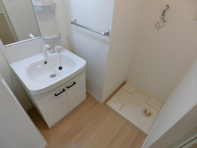クレストコート高取 / 101号室洗面所