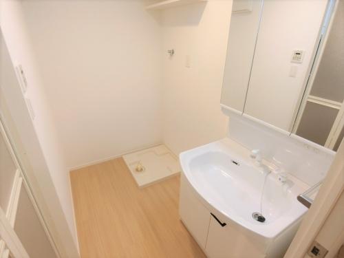 Axis / 302号室洗面所