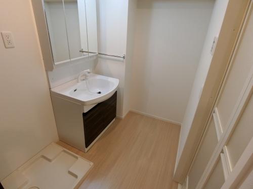 スプリングコートⅣ / 305号室洗面所