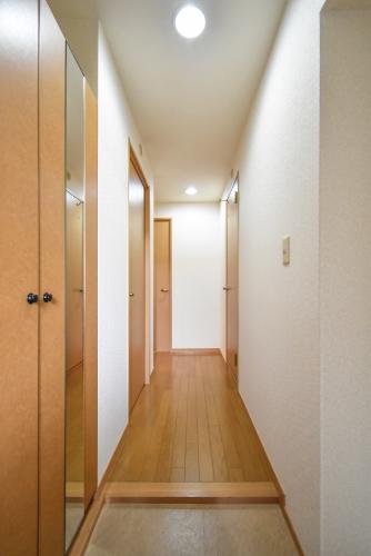 パークサイド西新 / 202号室玄関