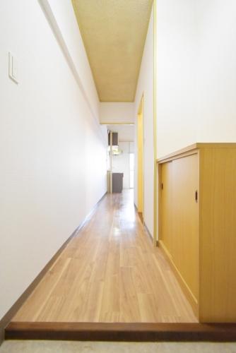 エルハイム室見Ⅰ / 305号室玄関