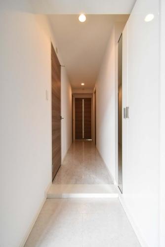アルページュ西新 / 501号室玄関