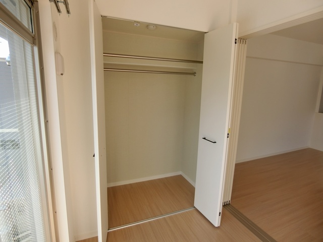 クレストコート高取 / 101号室収納