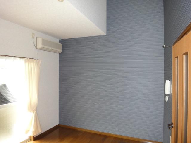 オイルファーム姪浜 / 102号室洋室
