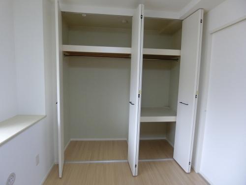スプリングコートⅣ / 203号室収納