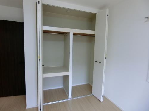 スプリングコートⅣ / 401号室収納