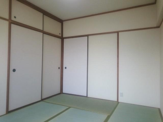 コーポのなか / 301号室玄関