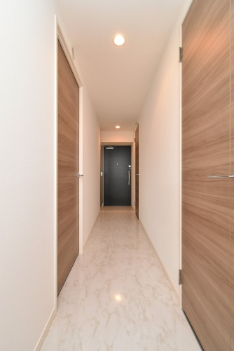 アルページュ西新 / 701号室玄関