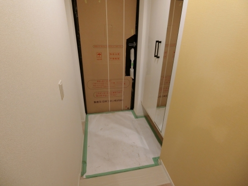 スプリングコートⅣ / 305号室玄関