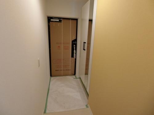 スプリングコートⅣ / 401号室玄関