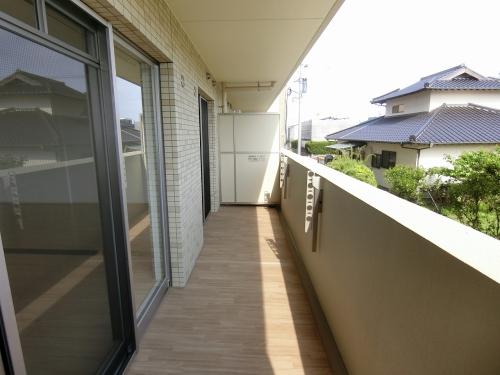 スプリングコートⅣ / 406号室玄関