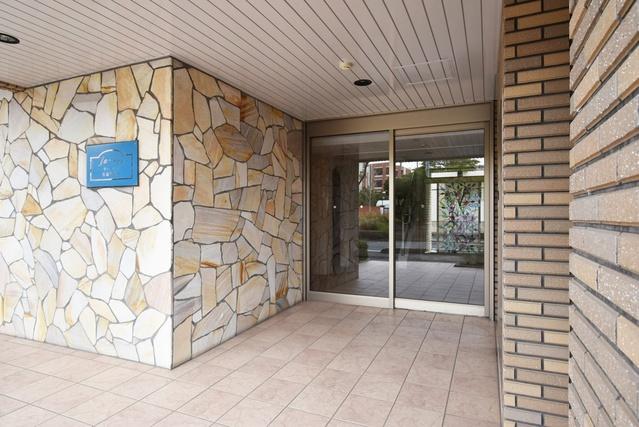 ラ・メール百道浜通り / 502号室エントランス