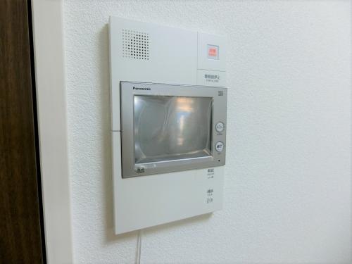 ドゥ・メゾン / 203号室セキュリティ