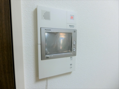 ドゥ・メゾン / 502号室セキュリティ
