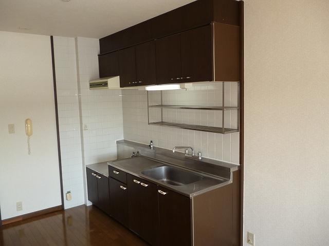 セントラルハイツ / 302号室キッチン