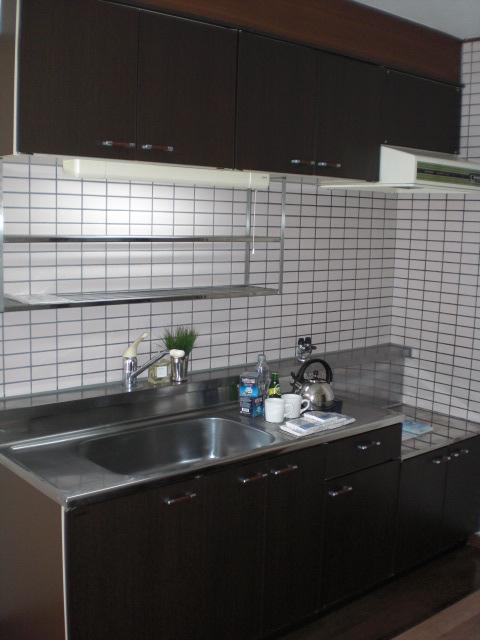フレックス20 / 406号室キッチン