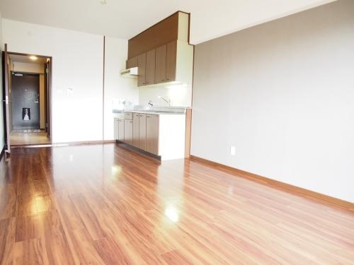 レスピーザⅡ / 401号室キッチン