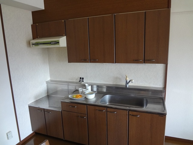 レスピーザⅡ / 506号室キッチン